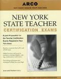 Arco Teacher Certification Exams New York State