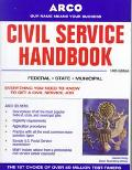 Arco Civil Service Handbook Everything You Need to Get a Civil Service Job