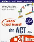 Teach Yourself the Act in 24 Hours 2000