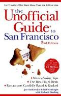 Unofficial Guide to San Francisco - Richard Sterling - Paperback - 2ND