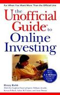 Unofficial Guide to Online Investing