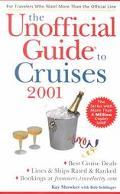 Unofficial Guide to Cruises 2001 - Bob Sehlinger - Paperback - 2001 ED.