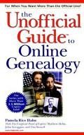 Unofficial Guide to Online Genealogy