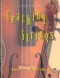 Teaching Strings Learning to Teach Through Playing