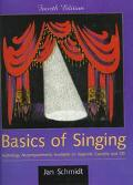 Basics of Singing (Hardcover, 1997) 4th Edition