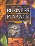 Encyclopedia of Business and Finance