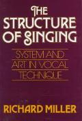 Structure of Singing