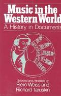 Music in the Western World A History in Documents