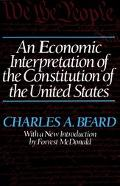 Economic Interpretation of the Constitution of the United States