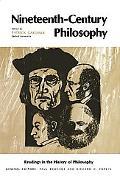 Nineteenth Century Philosophy