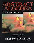Abstact Algebra An Introduction