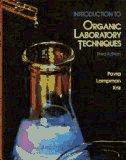 Introduction to Organic Laboratory Techniques: A Contemporary Approach (Saunders Golden Sunb...