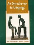 Introduction to Language