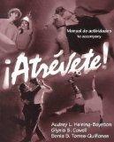 Manual De Actividades to Accompany Atrevete