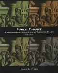 Public Finance A Contemporary Application of Theory to Policy