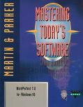 Wordperfect 7.0 for Windows 95 (Mastering Today's Software Series) - Edward G. Martin - Pape...