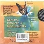 Interactive General Organic & Biochemistry CD-ROM