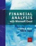 Financial Analysis W/microsoft Excel