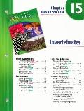 Holt Science and Technology: Life Science: Invertebrates