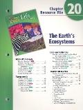 Holt Science and Technology: Life Science: Earth's Ecosystems