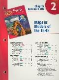 Holt Science and Technology: Earth Science: Maps and Models of the Earth