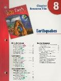 Holt Science and Technology: Earth Science: Earthquakes