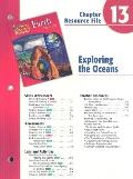 Holt Science and Technology: Earth Science: Exploring the Oceans