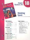 Holt Science and Technology: Earth Science: Studying Space