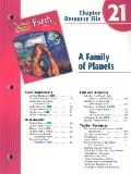 Holt Science and Technology: Earth Science: The Family of Planets