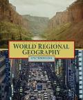 Essentials of World Regional Geography With Infotrac