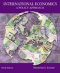International Economics A Policy Approach