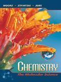 Chemistry The Molecular Science With General Chemistry