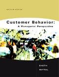 Customer Behavior A Managerial Perspective