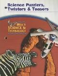 Science Puzzlers, Twisters and Teasers