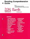 Reading and Comprehension Guide for Earth Science
