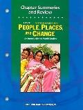 People, Places and Change: The East: Chapter Summaries and Review Workbook