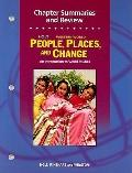 People, Places and Change: The Western World: Chapter Summaries and Review Workbook