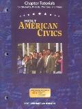 American Civics: Chapter Tutorials for Students