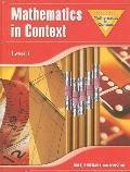 Math in Context, Vol. 1