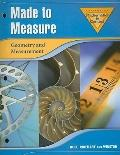 Math in Context: Made to Measure