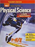 Holt Science Spectrum: Physical Science - With Earth and Space Science, Grades 9-12, Teacher...