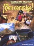 Ven Conmigo: Grammar and Vocabulary 1 (Spanish Edition)