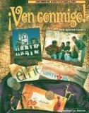 Ven Conmigo!: Holt Spanish Level 3 : Grammar and Vocabulary