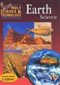 Holt Science & Technology Earth Science With Labbook