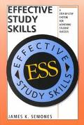 Effective Study Skills A Step-By-Step System for Achieving Student Success