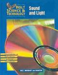 Holt Science & Technology Sound and Light