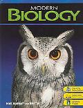 Modern Biology: Student Edition 2006