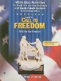 Call to Freedom: 1865-Present: Main Idea Activities
