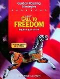 Call to Freedom: Beginning 1914 - Guide to Reading Strategies