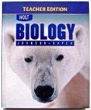 Holt Biology, Teacher Edition